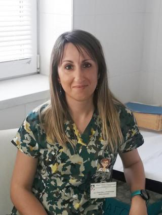 Д-р Тодорка Михайлова-Лазарова