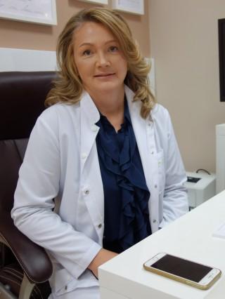 Д-р Вероника Кръстанова