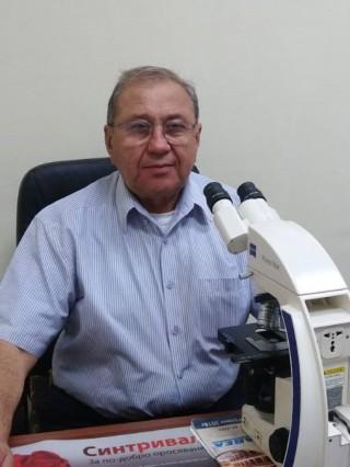 Проф. Стефан Горанов