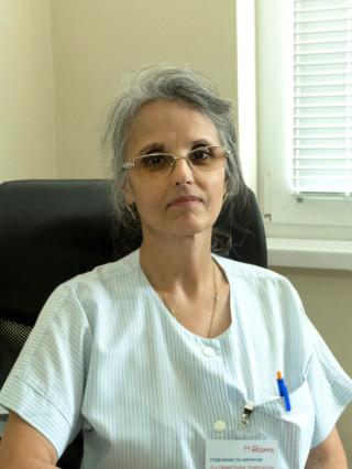 Д-р Димитрина Трифонова