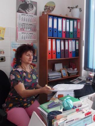 Д-р Румяна Велева