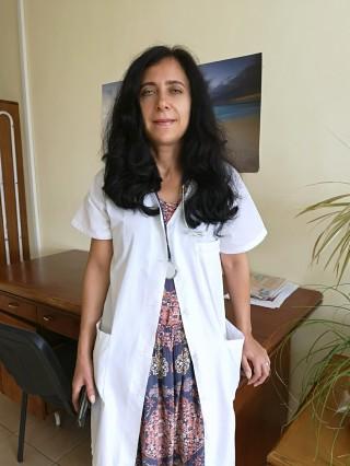 Д-р Дарина Жекова