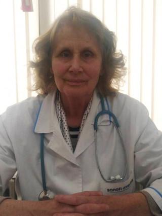 Д-р Татяна Шабанова