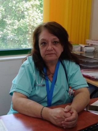 Д-р Живка Чалъкова