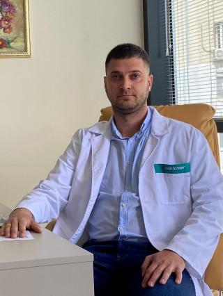 Д-р Иво Мирчев
