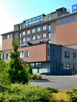 Кабинет за ваксинация срещу коронавирус (COVID-19) - ДКЦ Вита База 2