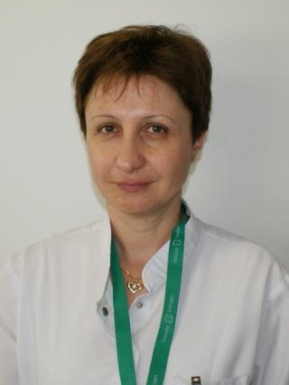 Д-р Елена Маринова