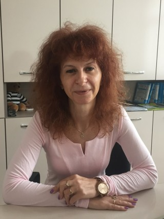 Д-р Маргарита Колева
