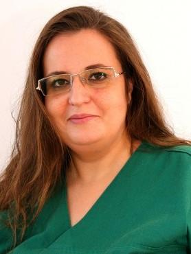 Д-р Белла Фръндева, дм