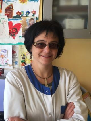 Д-р Евелина Игнатова-Рашкова