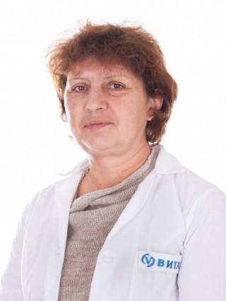 Д-р Вержиния Петрова-Георгиева
