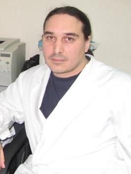Д-р Георги Хранов, дм