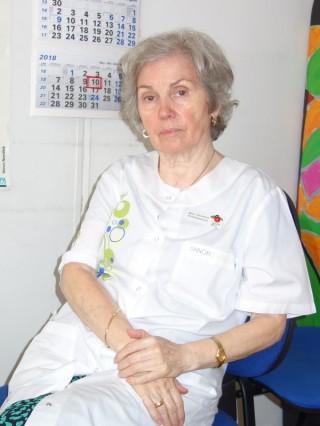 Доц. Калинка Коприварова, дм
