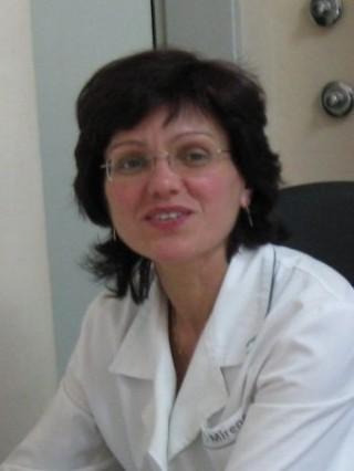 Д-р Полина Геловска