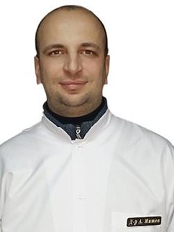 Д-р Ангел Митев, дм