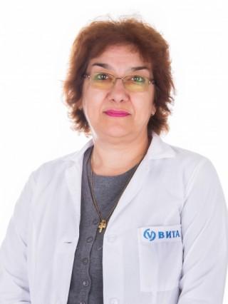 Д-р Любов Георгиева