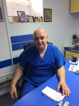 Д-р Даниел Димов