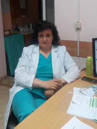 Д-р Камелия Кръстева