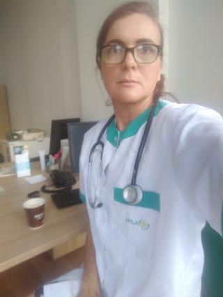 Д-р Ирина Данчева