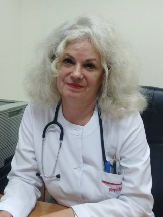 Д-р Венета Владовска-Кочева