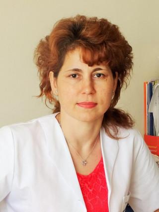 Д-р Грета Грозева, дм