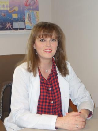 Д-р Маргарита Желязкова-Спасова