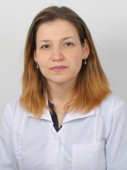Д-р Христина Кръстева