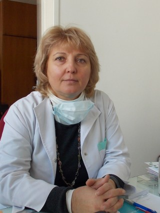 Д-р Валентина Христова