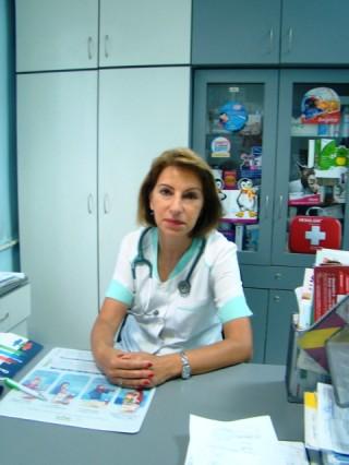Д-р Вилма Любомирова