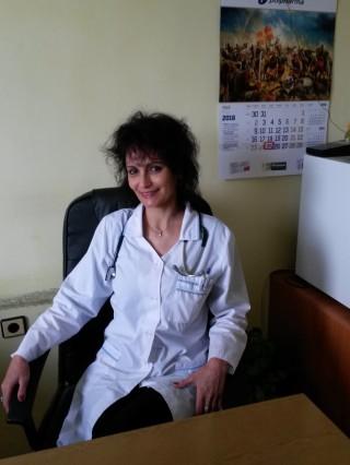 Д-р Мария Абаджиева