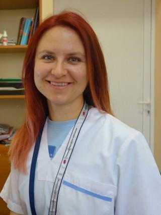 Д-р Елина Белева, дм