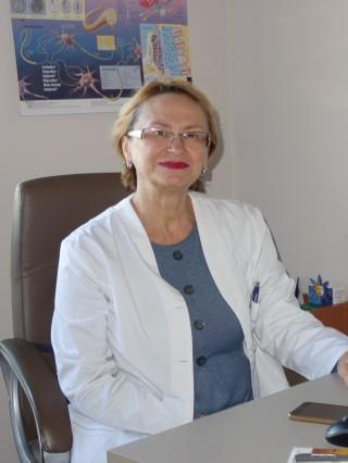Д-р Снежанка Ангелова
