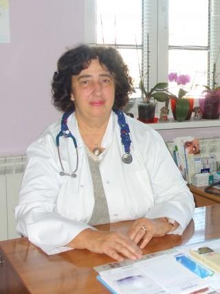 Д-р Елена Зердева