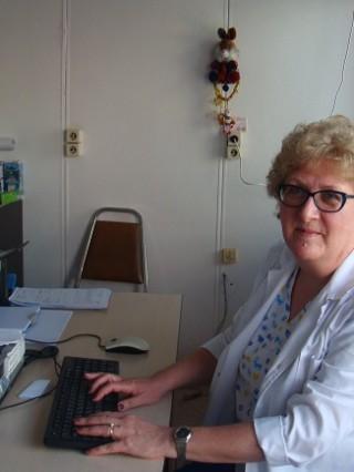 Д-р Мария Божидарова