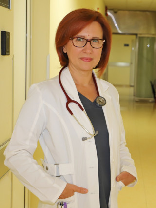 Д-р Гинка Делиева