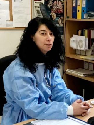 Д-р Камелия Харачерова
