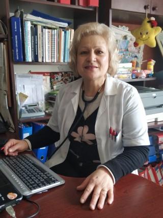 Д-р Снежа Нейчева