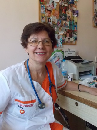 Д-р Кичка Петрунова