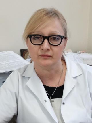 Д-р Даниела Меджидиева, дм