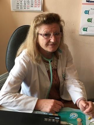 Д-р Кръстина Николова