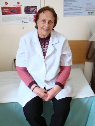 Д-р Надежда Тонева