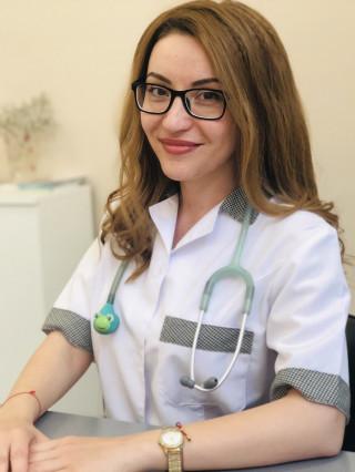 Д-р Соня Бакалова