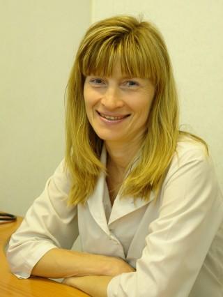 Д-р Елена Колчина