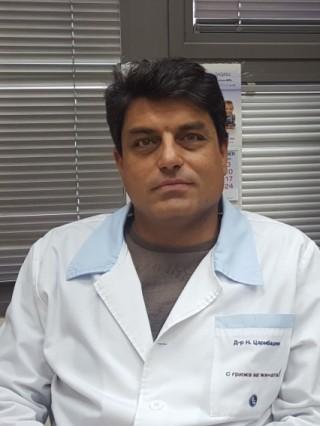 Д-р Николай Царибашев