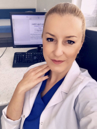 Д-р Лидия Предарска