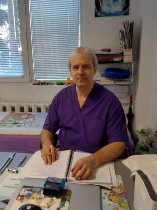 Д-р Георги Вълков