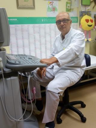 Доц. Д-р Пенчо Кратунков, дм, FSCAI