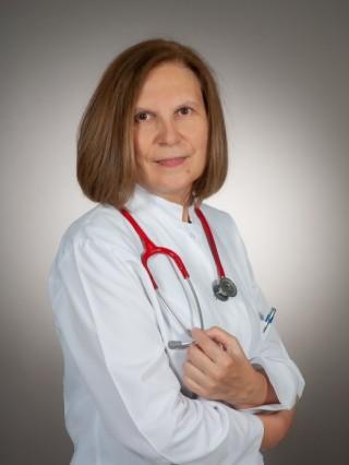 Д-р Ванушка Маркова