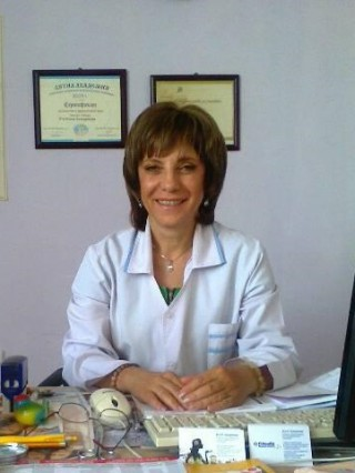 Д-р Катя Захариева