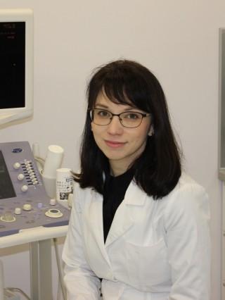 Д-р Емануела Захариева д.м.
